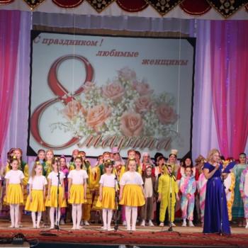 """Праздничный концерт """"Для любимых и единственных"""""""